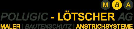 POLUGIC-LÖTSCHER AG Logo